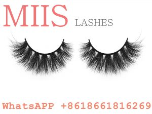 clear band mink 3d fur lashes